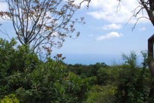 La foto mostra il panorama visto da vEyes Land