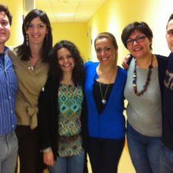 La foto mostra lo staff del Progetto Genomic Info