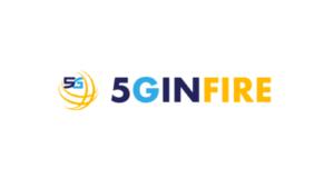 L'immagine mostra il logo di 5GINFIRE
